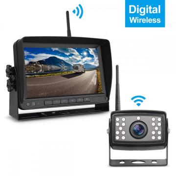 Digital wireless back up camera car wifi wireless