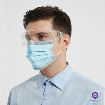 3 Ply Breathable Disposable Graphene Face Mask