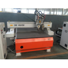 ATC Multi Heads CNC router engraving machine