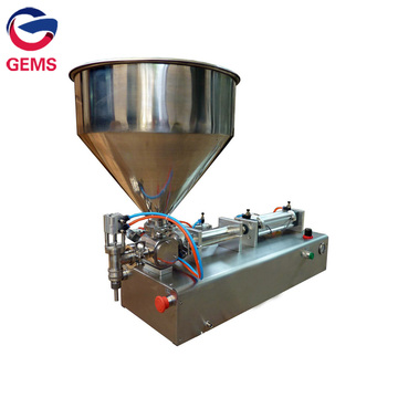 Manual Peanut Butter Filling Machine