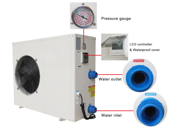Compressor for Heat Pump