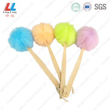 luffa sponge shower puff bath brush body sponge