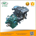 SY495YA-1 4-clinder marine diesel engine 45kw with gear box