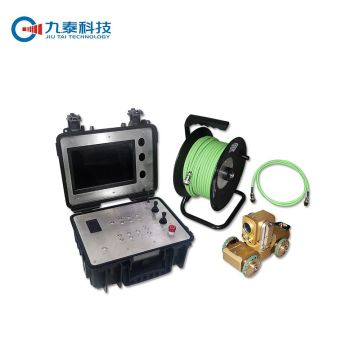 Drain Pipeline Inspection Crawler Robot 51mm Diameter