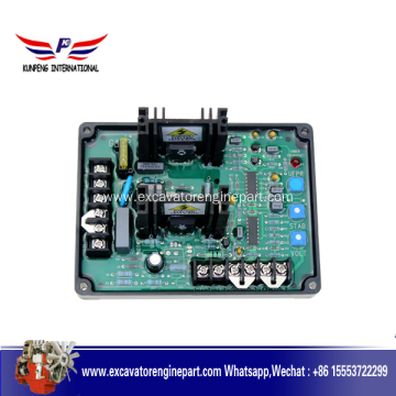Generator Spare Parts Voltage Regulator  AVR-20A