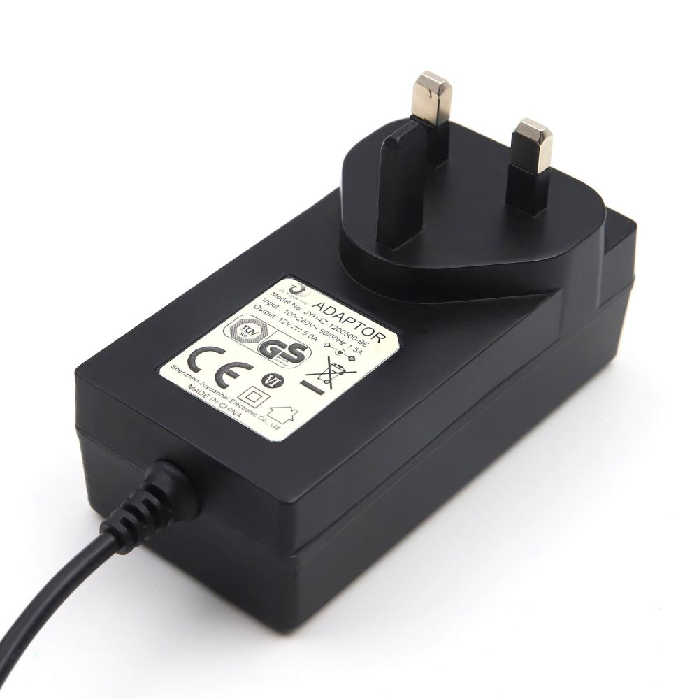 5v 10 Wall Mount Power Adapter With Gs62368
