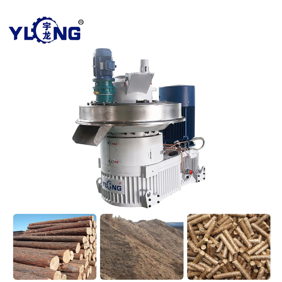 Yulong Activated Carbon Pellets Dealing Equipment