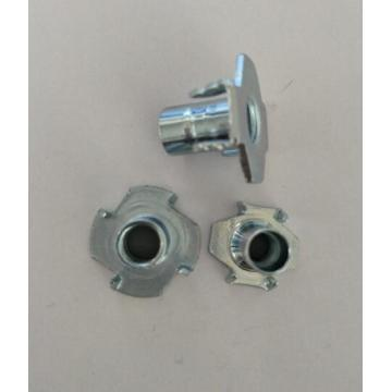 Zinc Plated Furniture  Tee Nuts