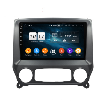 Android car audio player for GMC Sierra