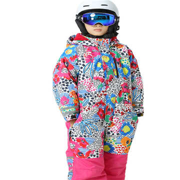Childrens Winter Snow Ski Coat