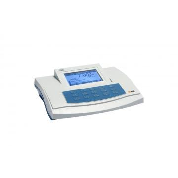 lab medical liquid benchtop digital ph tester meter