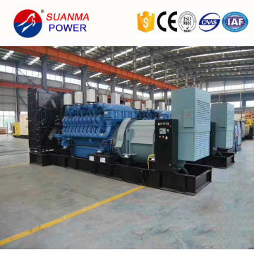 300KW MTU Electric Generator