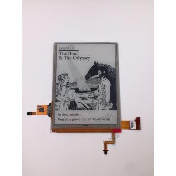 100% new eink LCD Display screen for pocketbook 641 PB641 PB641-A-RU ebook reader screen free shipping