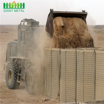 Self Defense Shooting Range Hesco Barrier Sand Wall