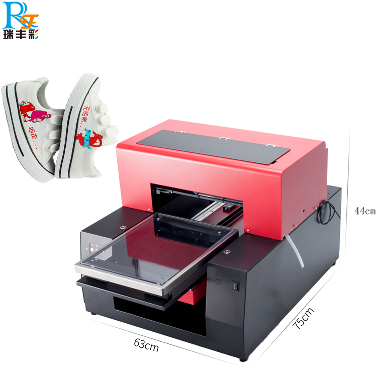 Digital Shoes Own Printing Machine