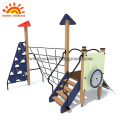 Hpl Outdoor Play Structure For Kids