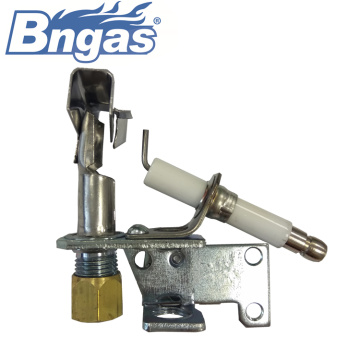 ignition parts gas pilot assembly