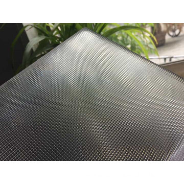 Plastic diffusing prism sheet  for outdoor billboard