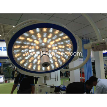 hospital ceiling ot lamp with camera system
