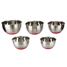 Food Grade Stainless Steel Serving Bowl