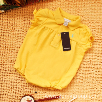 Children'S Summer Knitted Top Breathable Sweat