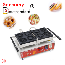 spezielle Form Donut Maker digitale Donut-Maschine