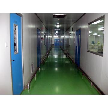 Hospital semi-matte wear-resistant epoxy self-leveling
