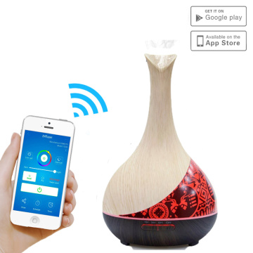 Smart Home Appliances Aroma Diffuser with Night Light