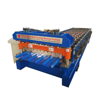 TR23 IBR Roof Panel Sheet Roll Forming Machine