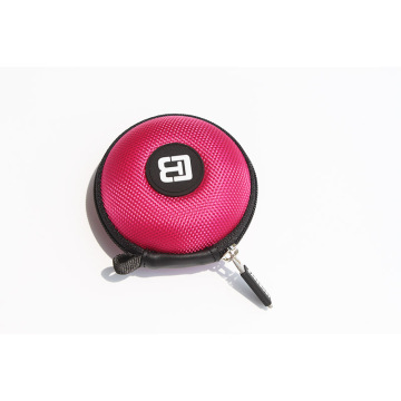 New style round earbud case for iphone