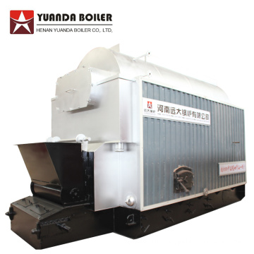 Wood Pellet Fired Hot Water Boiler for Heating