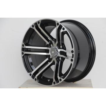 Black Machined Face Wheel Rim Tuner