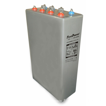 Storage power OPzV electrical source battery 2V2500AH