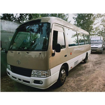 2003 year 29~33 seats second hand coaster bus