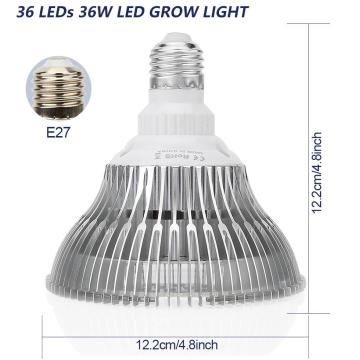 LED Plant Growing Light E27 36W