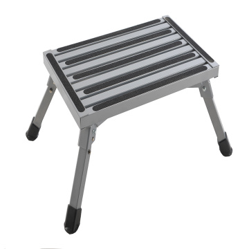 nonslip step aluminum ladder