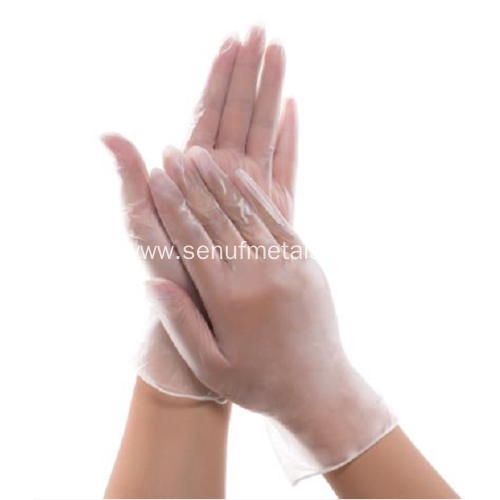 Disposable medical/non-medical butyronitrile gloves