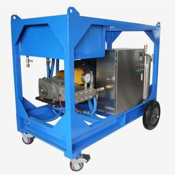 Ultra High Pressure Cleaning Equipment 1500bar
