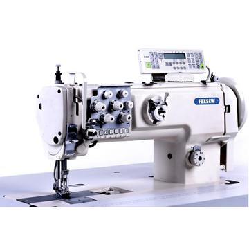 Double needle compound feed Sofa sewing machine
