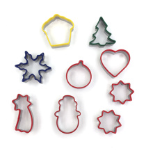 Christmas 9pcs Cookie Cutter Set