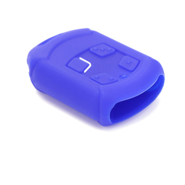 Chevrolet Silicone e khabisitsoeng ea Car Key Cover
