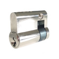 High Security Durable Brass Keys Half Lock Cylinders
