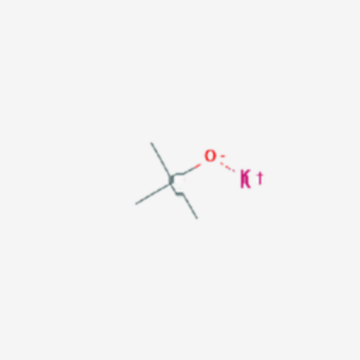 potassium tert-butoxide reaction with alcohol
