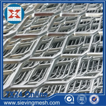 Expanded Metal Mesh Screen