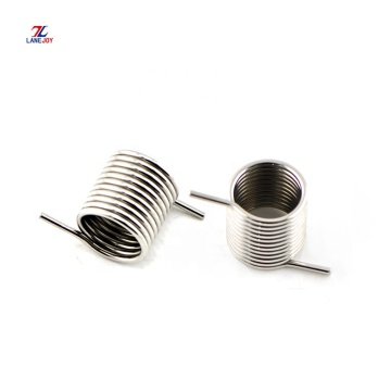 Carbon Steel Hair Clip Small Helical Torsion Spring