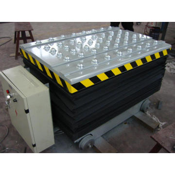 Lift Tables with bearing
