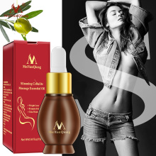 Slimming Cellulite Massage Essential Oil Body Care Weight Loss Promote Fat Burn Thin Waist Stovepipe Firming Skin Care Treatment
