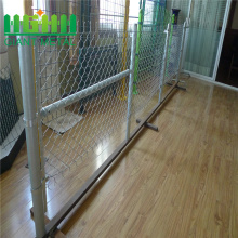 Galvanized PVC Coated Free Design Chain Link Fence