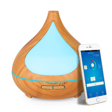 Best Wood Grain Smart Home Room Ultrasonic Humidifiers