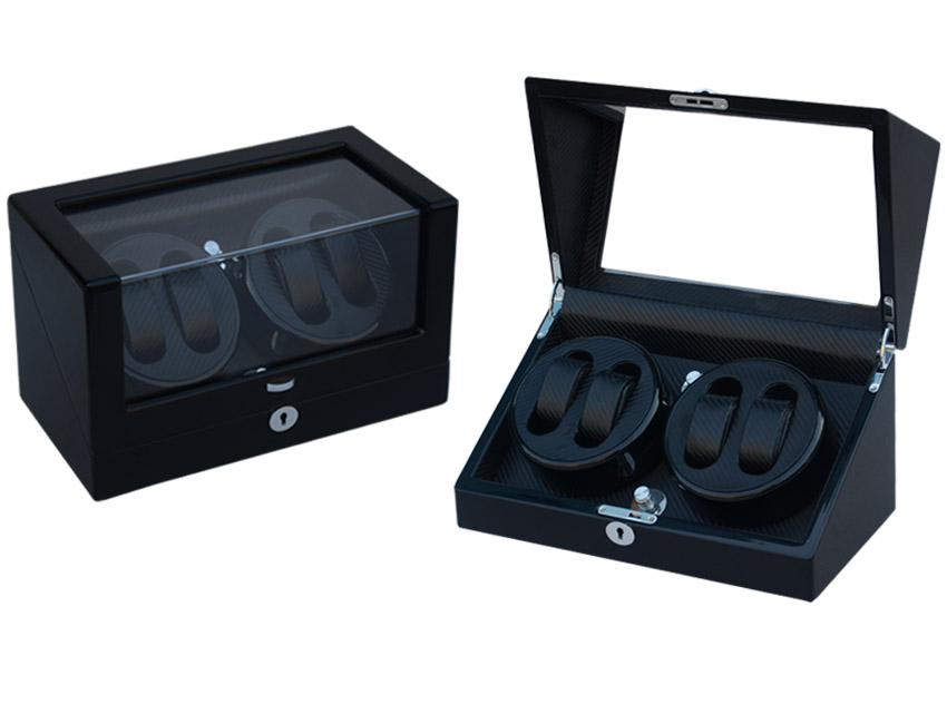 Ww 8125 Black Watch Winder
